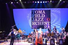 ★★TOMA FIELD JAZZ ORCHSTRA�B