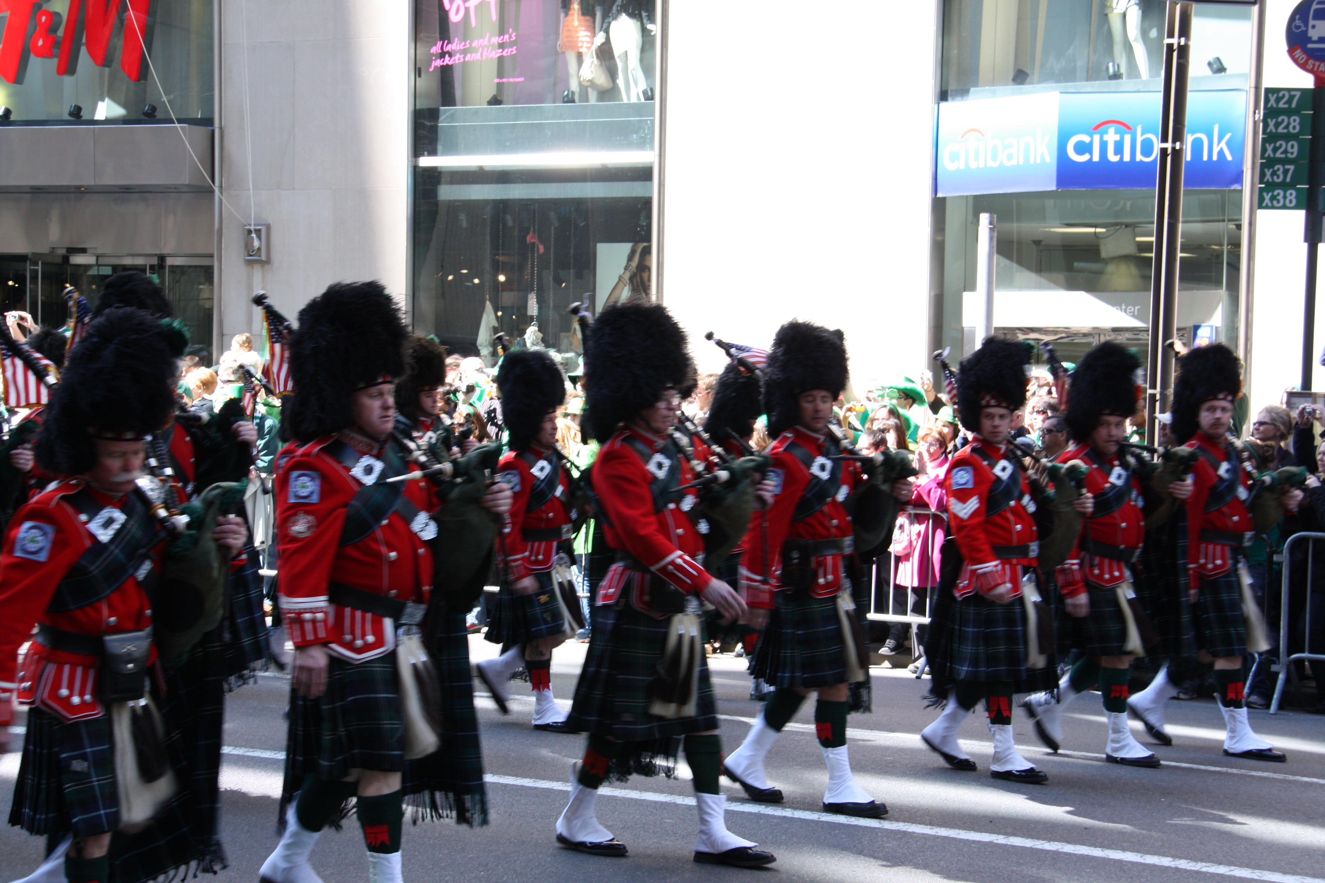 249th St. Patrick's Day Parade