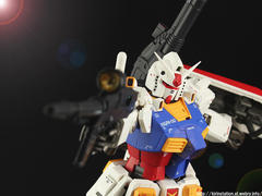 GFF METAL COMPOSITE ガンダムTHE ORIGIN Re:PACKAGE レビュー