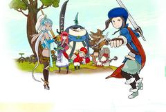 FINAL FANTASY TACTICS S 《プレイ開始》