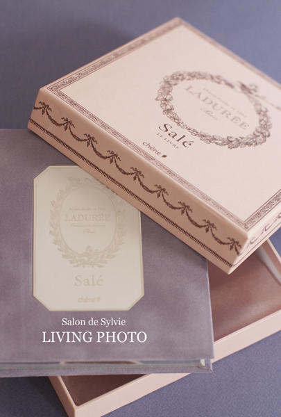 LADUREE Sale*Thank you Photo