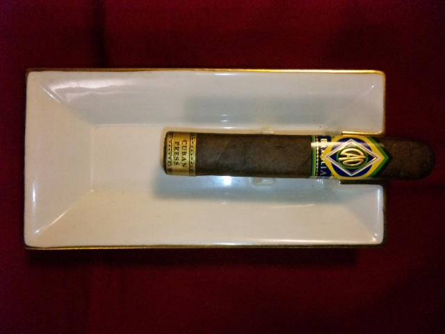 CAO Brazilia Cuban Press
