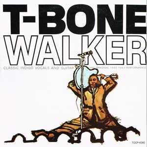 The Great Blues Vocals And Guitar Of T-Bone Walker
