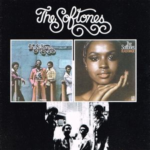 The Softones:The Softones/Black Magic
