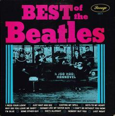 "☆「Best of The Beatles」の""Best""って何?"