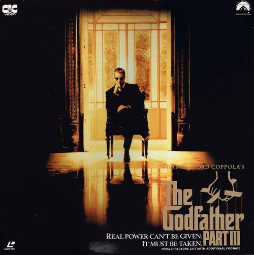 The Godfather Part III LD