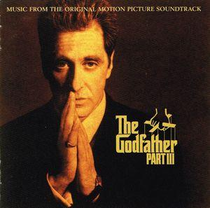The Godfather Part III CD