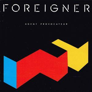 Foreigner:Agent Provocateur