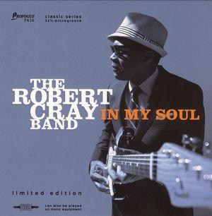 The Robert Cray Band:In My Soul