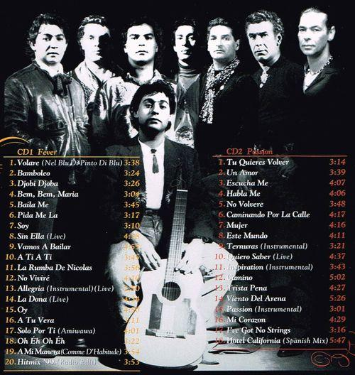 Gipsy Kings:¡Volaré!-Very Best of