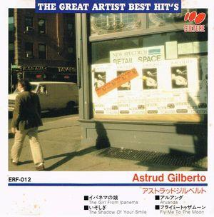 Astrud Gilberto:The Great Artist Best Hit's