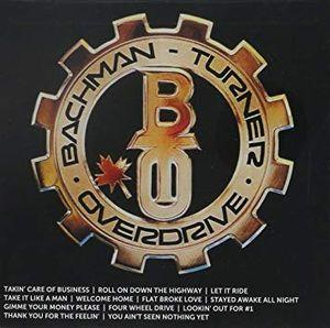 Icon~The Best Of Bachman Turner Overdrive