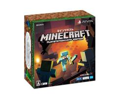 PS Vita Minecraft Special Editionを7/27に発売&予約開始