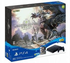 PS4 MONSTER HUNTER: WORLD Starter Packの発売が決定&予約開始
