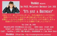 The Wizz LIVE SHOW♪