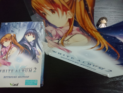WHITE ALBUM2 EXTENDED EDITION 祝!発売