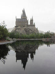 THE WIZARDING WORLD OF Harry Potterエリアを6時間も堪能!