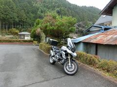 GSの充電走行(R1200GS-LC)
