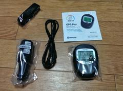 Bluetooth GPS ロガー(Bad Elf GPS Pro BE-GPS-2200)購入!