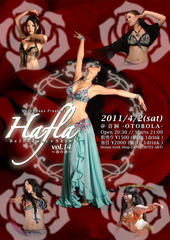 MoonRosess Presents Hafla Vol.14 〜春の舞〜