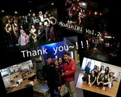 MoAshiBi Vol.2 Thank you so much!!!