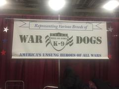 Pet Expo 2015 War Dogs