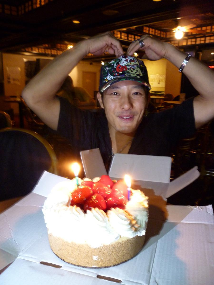 TAKOさん、☆★HAPPY BIRTHDAY!!☆★