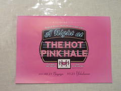 The Hot Pink Hale...