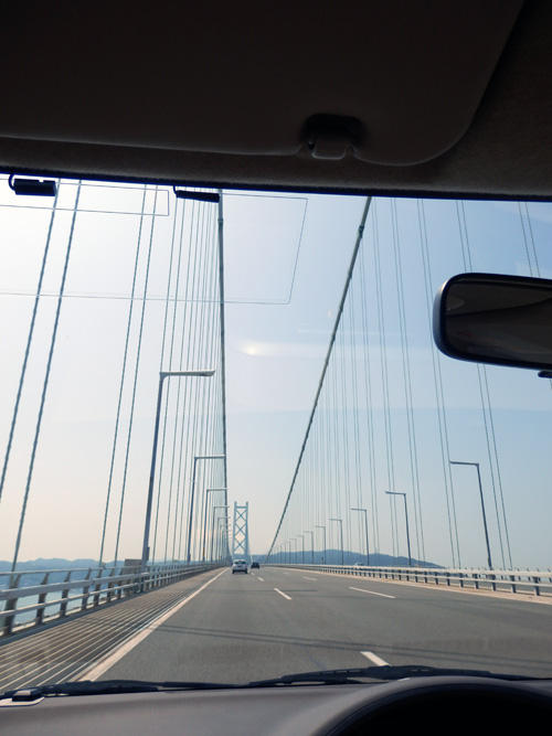 明石海峡大橋(Akashi Kaikyō Bridge)