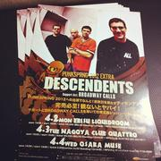 Descendents(PUNKSPRING2012)@幕張メッセ (3/31)