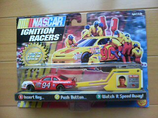 Toybiz Ignition Racers