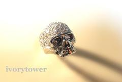 BABY SKULL PAVE STYLE