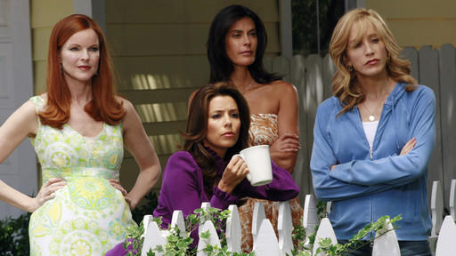 Desperate Housewives Season4 ですぞ〜