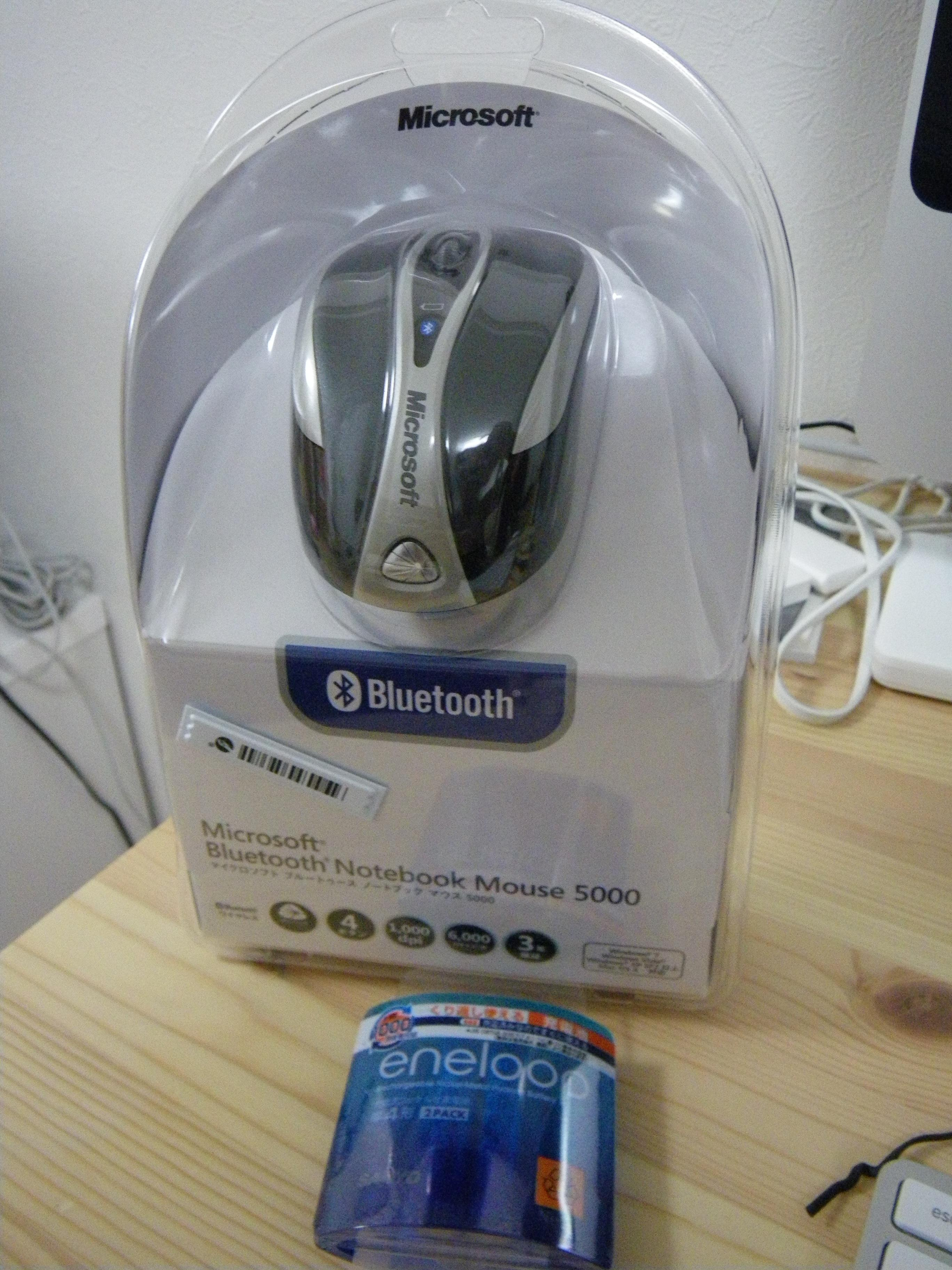 Bluetooth Mouse