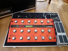 tc electronic G・SYSTEM RED HOT!�B