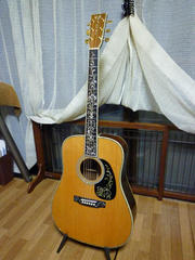 Martin D-45 DELUXE 1993LIMITED EXPORT EDITION �@