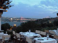 トルコの旅3 Sunset Grill&Bar