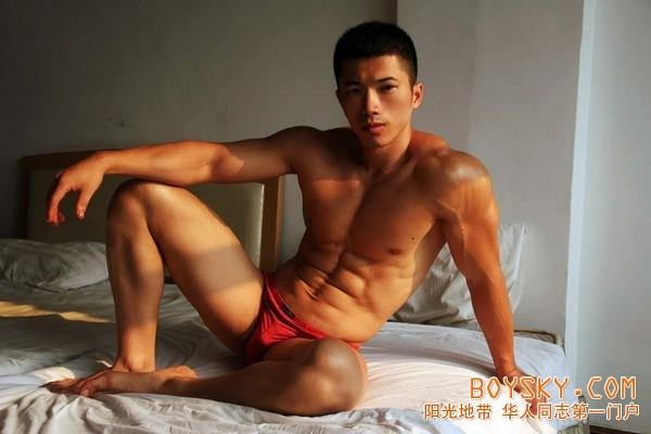 1623)a chinese model