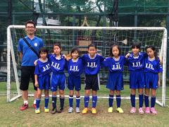 U12 Girls Tournament at KCC 試合結果
