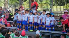 6月11日 Gold Coast Tournament U8