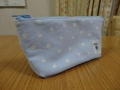Boat pouch ドット