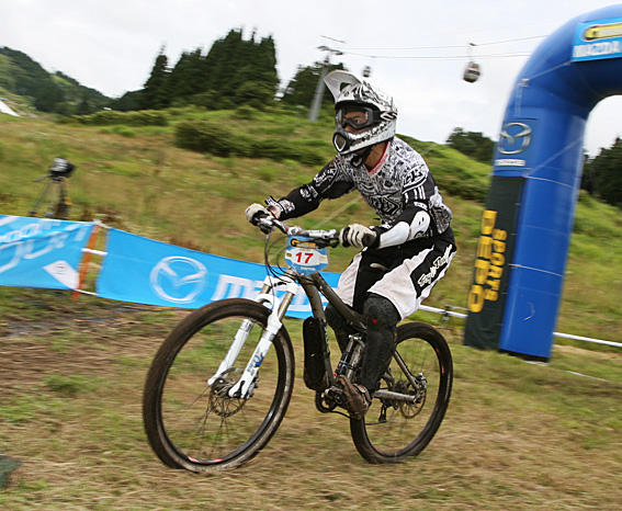 the 29th MAZDA CUP Avalanche Downhill Marathon(後編)