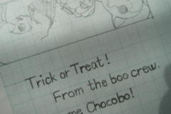 trick or treat…