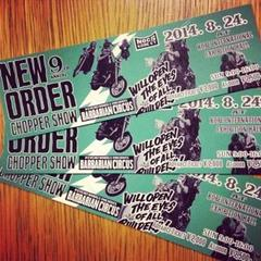 ★2014 NEW ORDER CHOPPER SHOW 9 in KOBE に行ってきました!!★