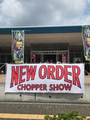 ★神戸 自走の旅!★Kobe New Order Chopper Show 2018 其の2★