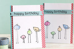 Card Making�@�@�@�n���h���C�h�̃J�[�h��聙