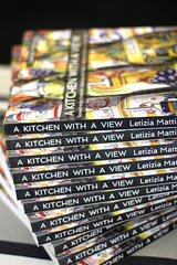 Umbrian Cookbook  お友達のお料理本『A KITCHEN WITH A VIEW』☆