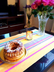 Paris-Brest with Chestnut Cream�@�@�@�I�̃p���u���X�g��