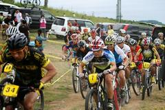 DoRide XC#4 WHITE LINE BICYCLE CUP