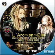 L'Arc〜en〜Ciel Live at Madison Square Garden